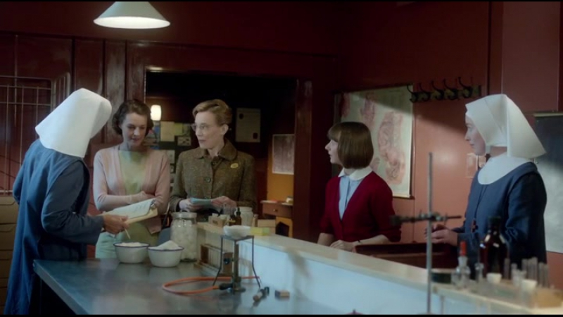 3 сезон 4 серия русская озучка (BaibaKo.tv) / Вызовите акушерку / Call the midwife