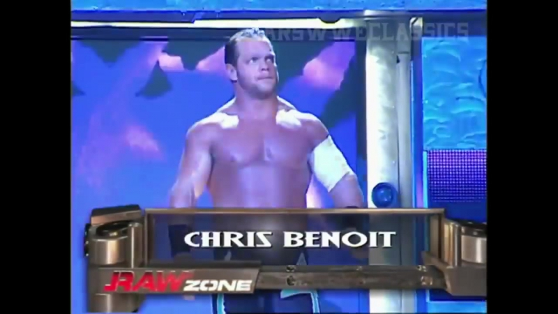 [Crossface] Chris Benoit - 2000-2007: Entrance Compilation
