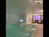 Mesut Özil's mansion in London.