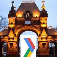 Логотип Google Developers Group Krasnodar