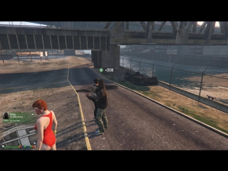 Grand Theft Auto V даня-соси