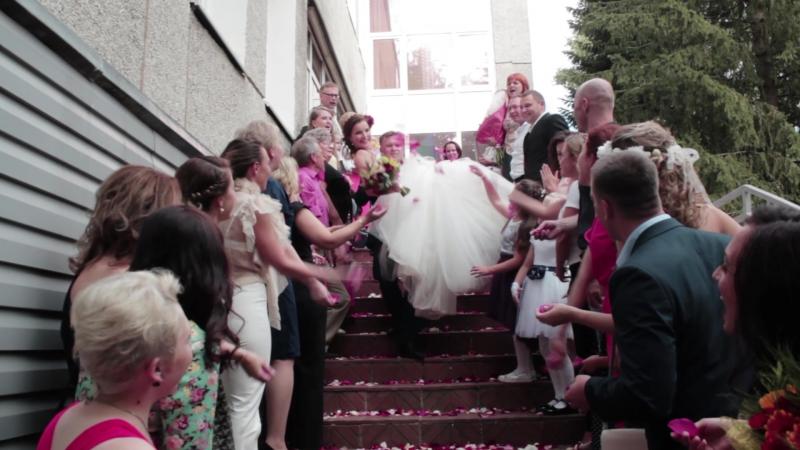 Константин и Ксения   18.08.2017   Video Viktor Kokarev