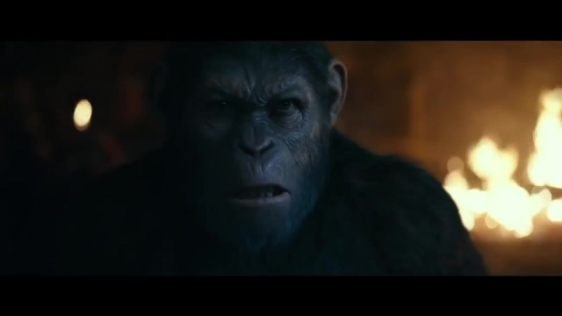 War For The Planet Of The Apes (2017) Trailer