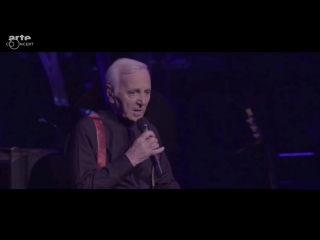 Charles Aznavour 2015 Paris
