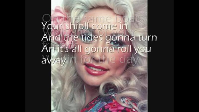 Dolly Parton 9 5 Lyrics