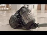 Лёгкая уборка, мощный результат - Пылесос Samsung Anti-Tangle