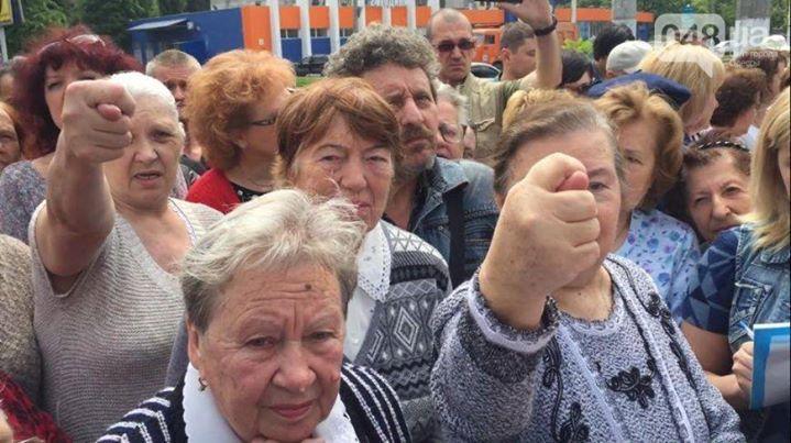 В Нацполиции Харькова опровергли информацию о задержанных во время первомайских демонстраций - Цензор.НЕТ 5526