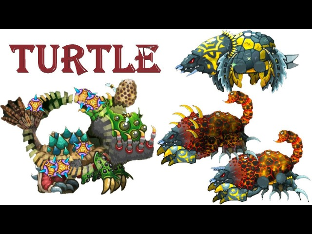 Mutant Fighting Cup 2 Turtle - The scarab was bathed in magma (Africa Cup 6-10) Turtle Part 197