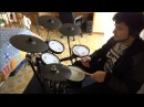 James Vorn - The Oral Cigarettes - Hey Kids!! (Drum Cover)