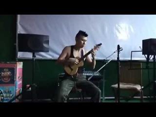 Eugene Kurenko - 3 etudes for ukulele solo