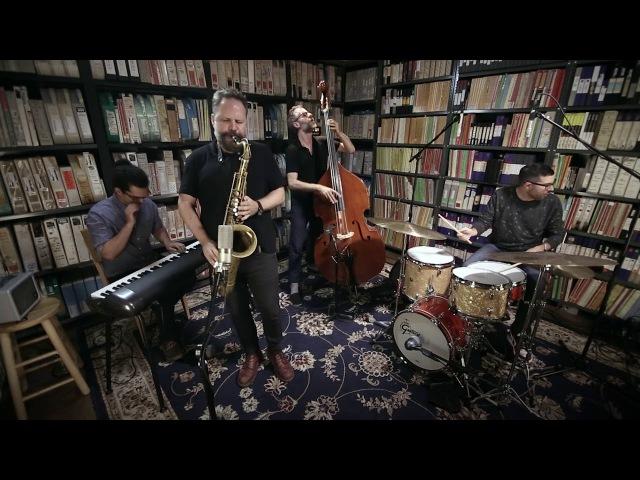 Mark Guiliana Jazz Quartet inter are 9 27 2017 Paste Studios New York NY