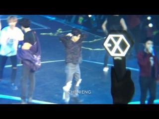 022617 RUN - EXO SUHO focus ~ EXO'rDIUM in Manila 2017