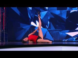 Танцы: Светлана Чулкова (Токио - I Love) (сезон 4, серия 9) из сериала Танцы смотреть бе...