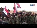 Пальмира снова свободна: армия Сирии выбила террористов из древнего города