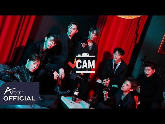VCAM 브이캠 EP 9 'She's Mine' 자켓 촬영 비하인드 'She's Mine' Jacket Shooting Behind
