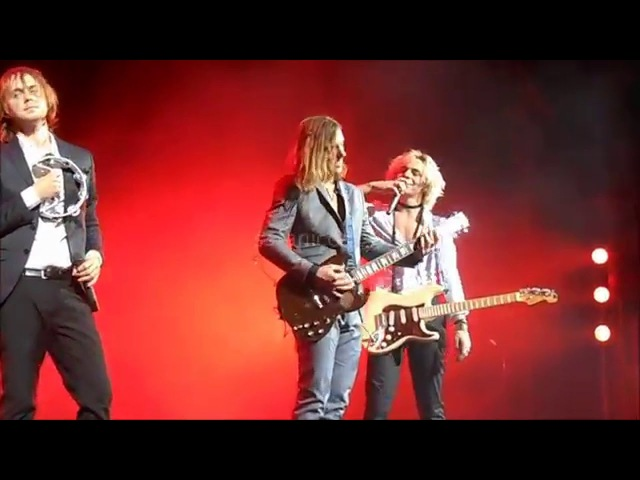 R5 - That's Life (live Frank Sinatra cover)