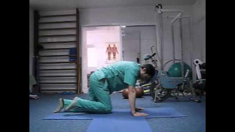 упражнения при грыже поясничного отдела позвоночника дома