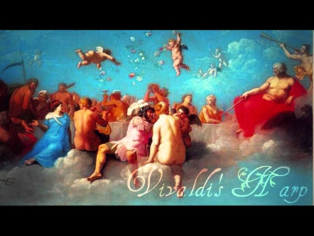 A. Vivaldi Op. 9 n. 8 Concerto for harp, strings b.c. in D minor (RV 238) M. Nordmann