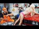 Приколы про девушек в автосервисе тупая блондинка на СТО НА ТРОИХ лучшее ДИЗЕЛЬ ШОУ ЮМОР ICTV
