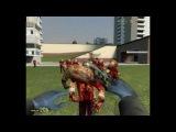1 Garrys mod на ножи из csGO!