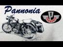 История мотоциклов Pannonia