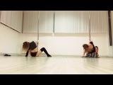 Pole dance choreography - Imagine dragons/Radioactive (Maja Pirc & Teja Burgar)