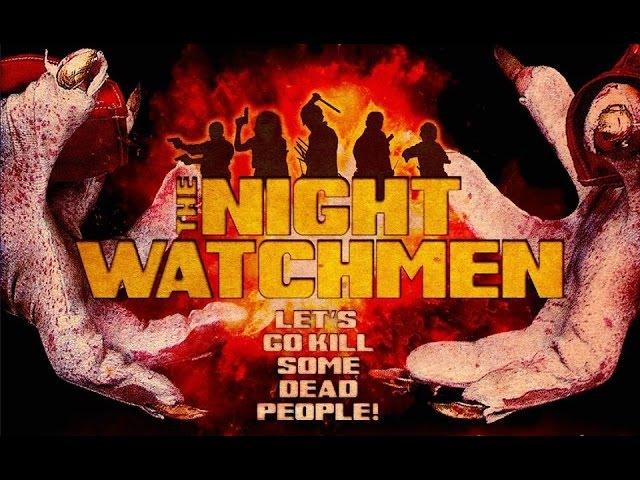Ночные охранники The Night Watchmen Новинка 2017 ужасы комедия полный фильм