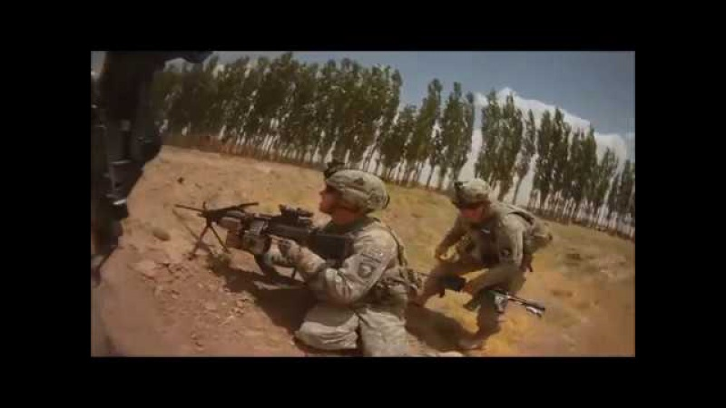 40 Minutes of Combat Footage | 10th Mountain | Ambushed | Live Acton Combat Footage [HD]