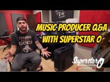 Music Producer - Beat Making Q&ampA  SuperStar O