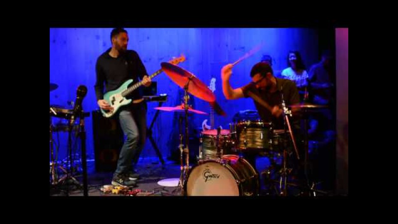 Mark Guiliana w/Jeff Babko, David Binney, Kaveh Rastegar, Troy Zeigler 1/21/17