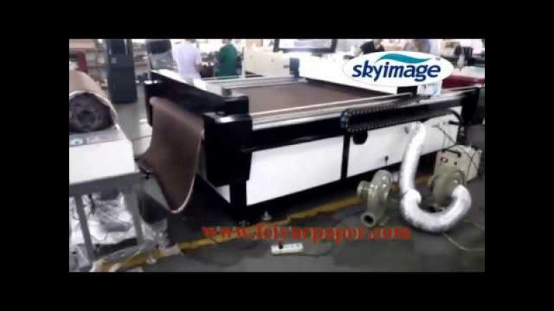 1.3m 2.5m Auto Feeding Laser Cutting Machine