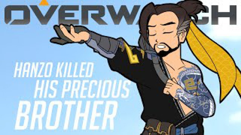 Hanzo killed his precious brother
