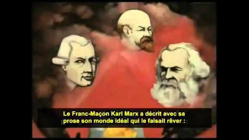 COMPLOT ILLUMINATI JUIF Juri Lina - Dans l'ombre d'Hermes Les Secrets du Communisme 2/2
