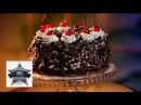 Как приготовить вишневый торт Черный лес . Видео рецепт от шеф-кондитера Александра Селезнева