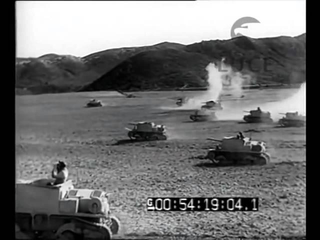 Battle of Kasserine Pass 5TH 7TH BERSAGLIERI REGIMENTS DEFEAT US 2ND CORPS