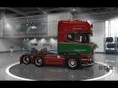 ETS2 Euro Truck Simulator 2 Scania R520 Matthijs