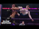 Ferocious slow-motion footage of 205 Live's Fatal 5-Way Elimination Match Exclusive, Feb. 10, 2017