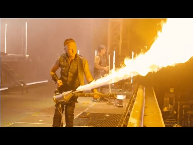 Rammstein - Links 2 3 4 (Bråvalla Festival 2016) PROSHOT [GER/ENG/RU/ES/FR]
