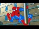 Marvel - Команда Мстители - Сборник мультфильма все серии подряд, сезон 1 серии 13 - 16
