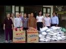 Cuộc sống người Ninh Bình chùa Mía tặng qùa cho người già cô đơn khuyết tật và trẻ em mồ côi