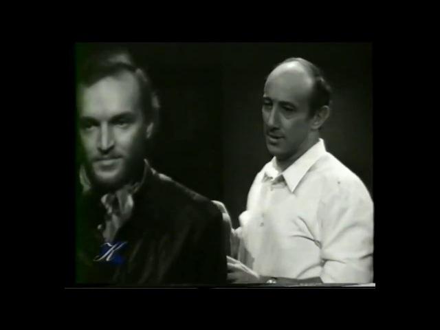 Математик и чёрт Фильм научно популярный художественный 1972 год СССР
