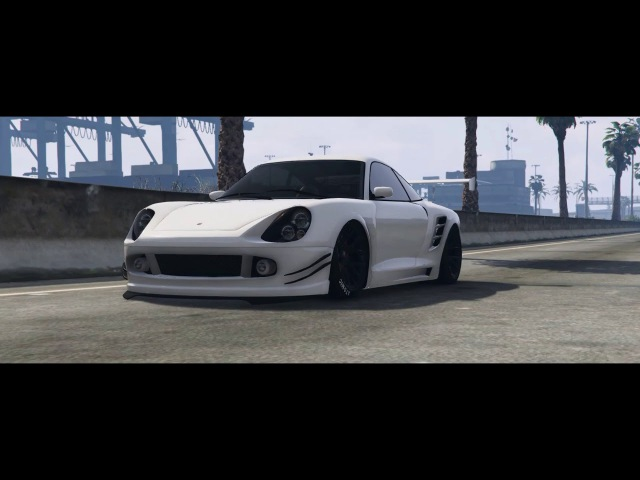 GTA 5 Эндшпиль Малиновый рассвет