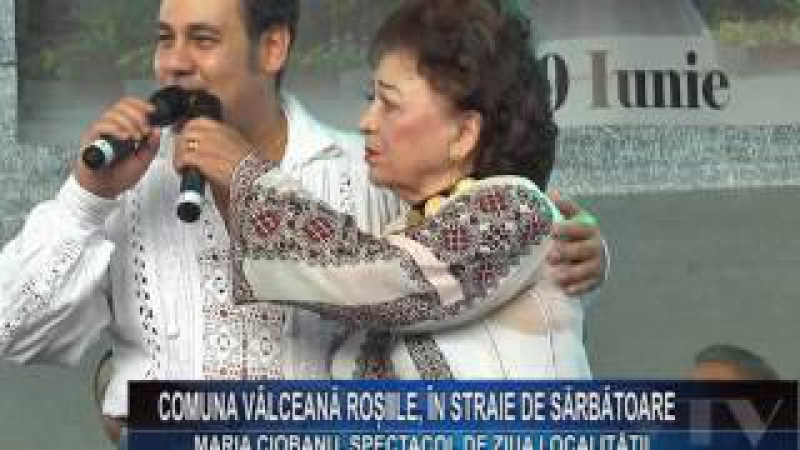 COMUNA VALCEANA ROSIILE IN STRAIE DE SARBATOARE PARTEA 4