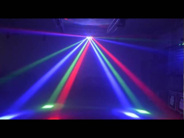 DRUM LIGHT4 'STAGE4'