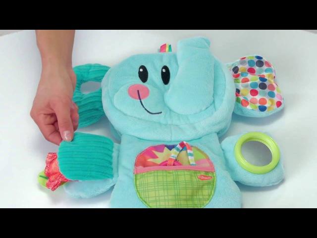 Веселый слоник Playskool B2263H Hasbro
