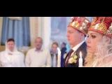 Венчание Ольги и Антона. Видеосъемка Челябинск