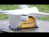 Transportation of laboratory samples by drone