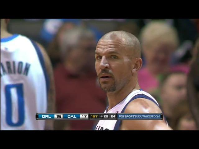 NBA 2011 Magic @ Mavericks (2011.01.08) Howard 23 PTS, Turkouglu 13 PTS 17 AST vs Stevenson 24 PTS