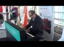 Piano Je t'écris Gare Lille Europe