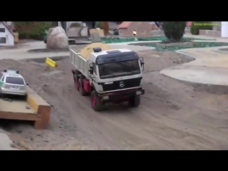 Ох*енные модельки грузовиков